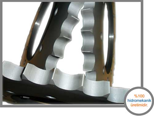 MK Hidromekanik Solid Film Uygulaması